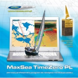 TimeZero Navigator 3.0 PL WORLDPACK (Program z mapą świata Jeppesen)