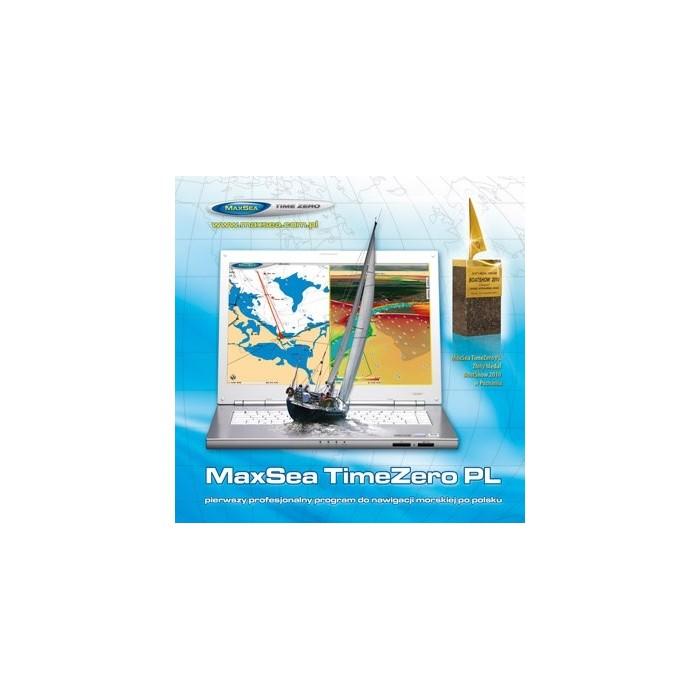 TimeZero Navigator 4.2  PL WORLDPACK (Program z mapą świata Jeppesen) TimeZero Navigator 3.0 PL WORLDPACK (Program z mapą świata Jeppesen)
