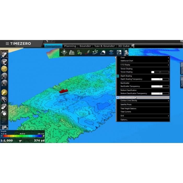 TimeZero Moduł WASSP (tylko dla wersji Prof.) TimeZero Moduł WASSP (tylko dla wersji Prof.)