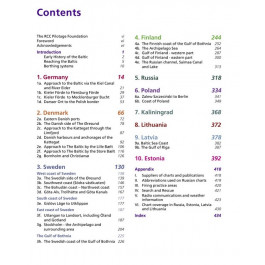 Baltic Sea and Approaches The Baltic Sea and Approaches Table of Contents / Spis treści
