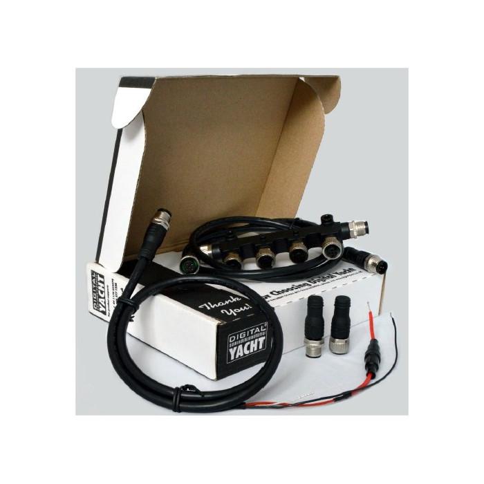 NMEA 2000 CABLING STARTER KIT NMEA 2000 Starter Kit