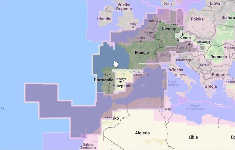 Navionics West Europe